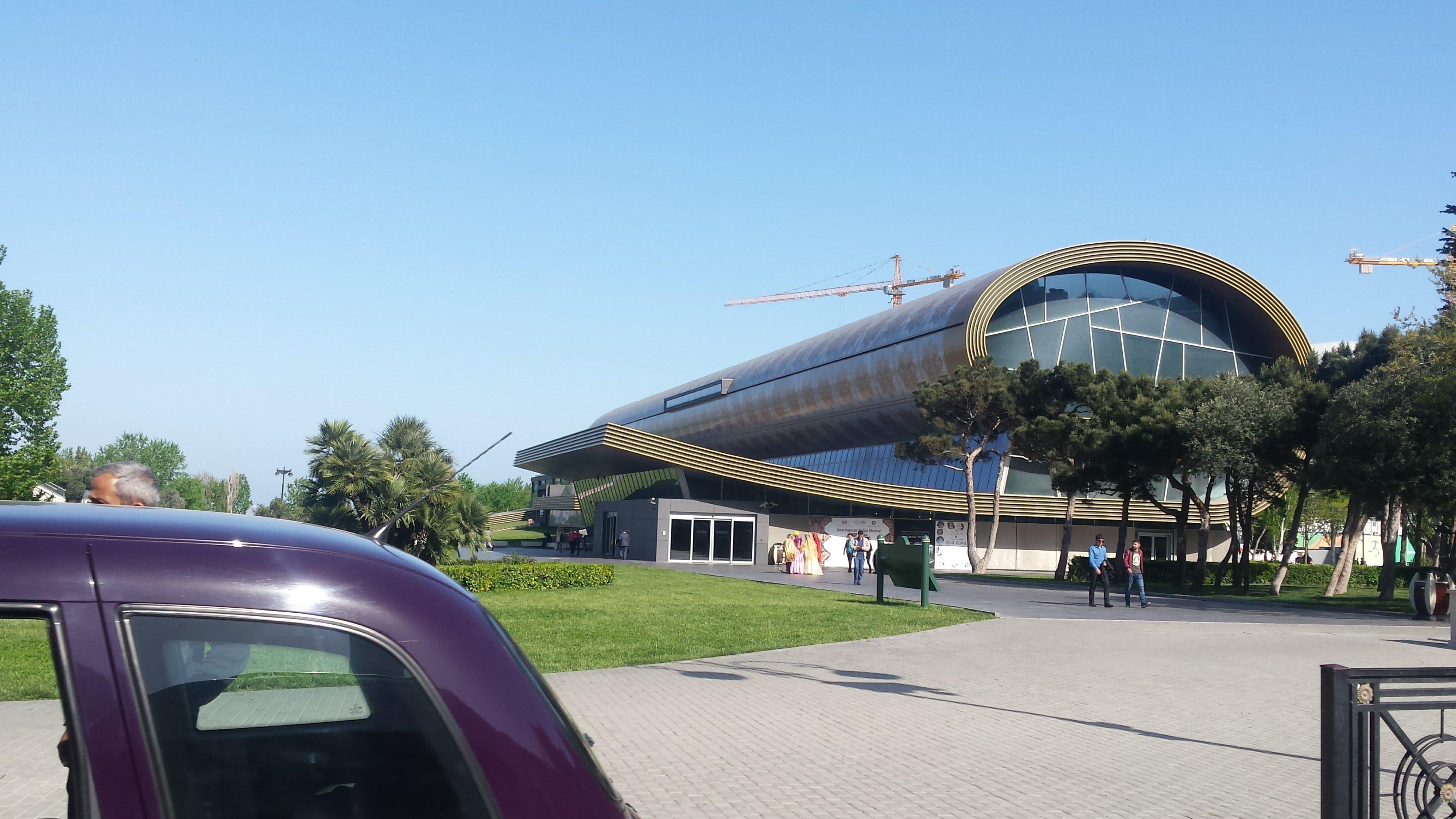 Impressies van Azerbeidzjan