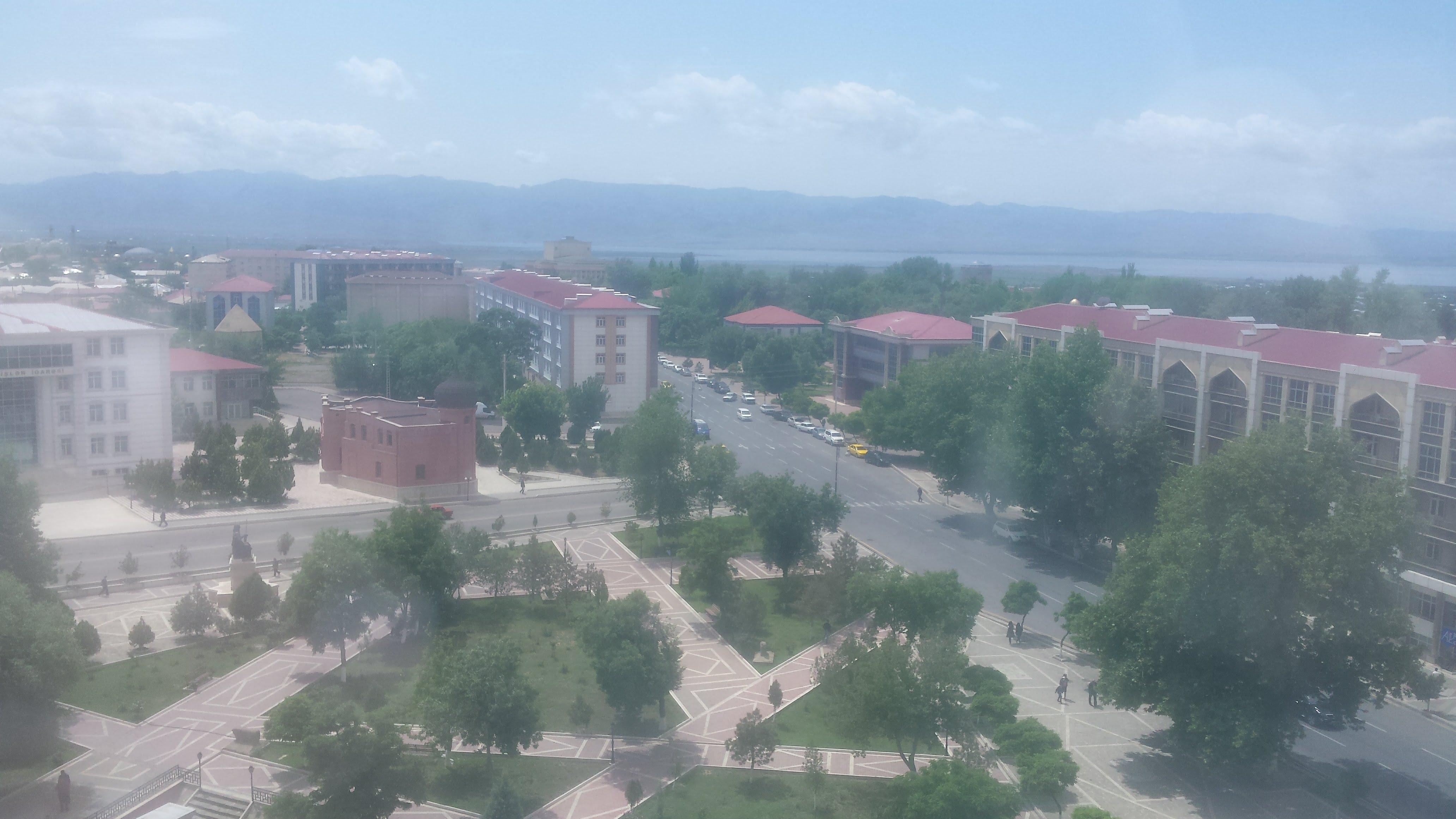 Nakchivan hoofdstad