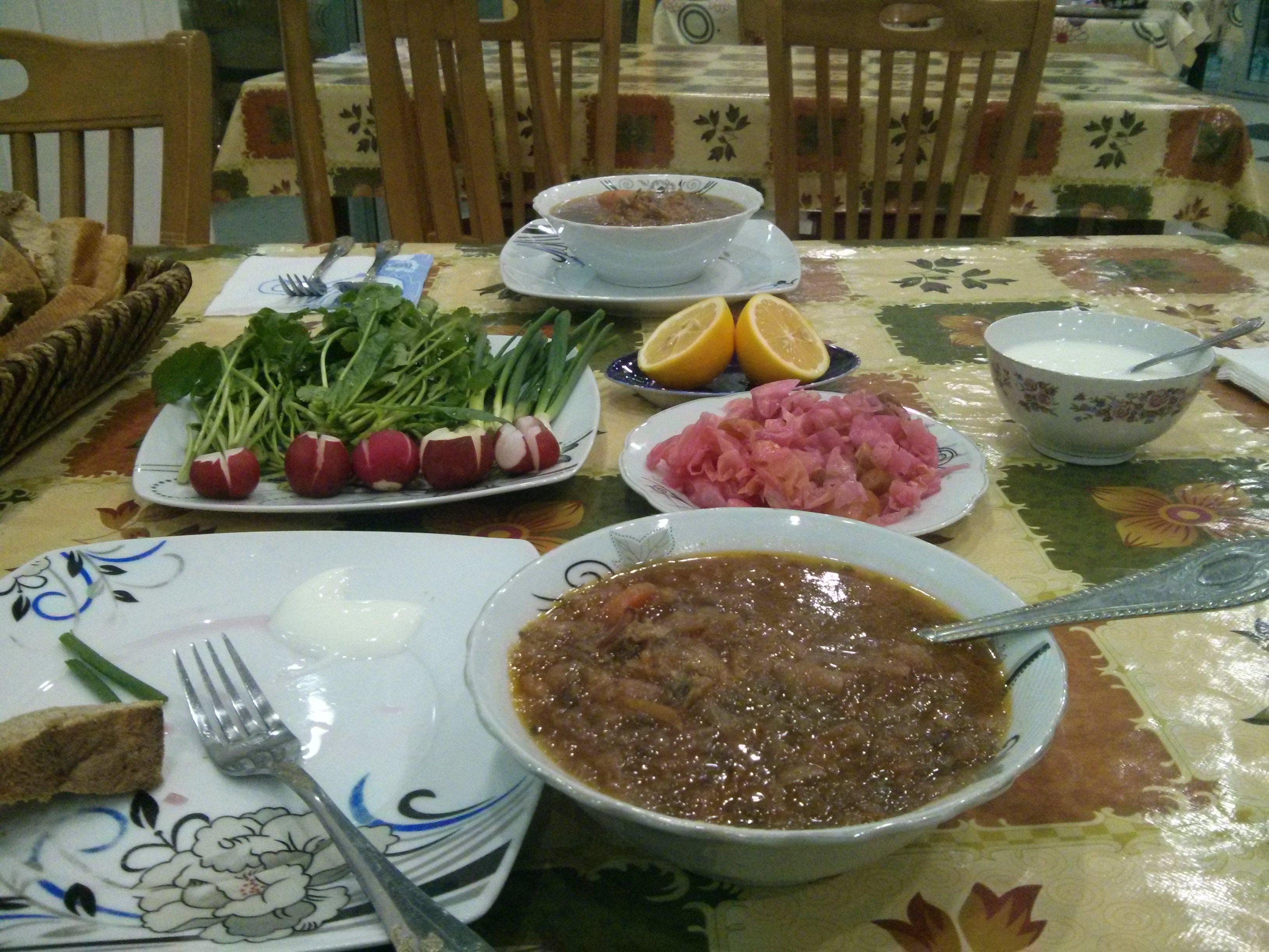 Goed en eerlijk eten