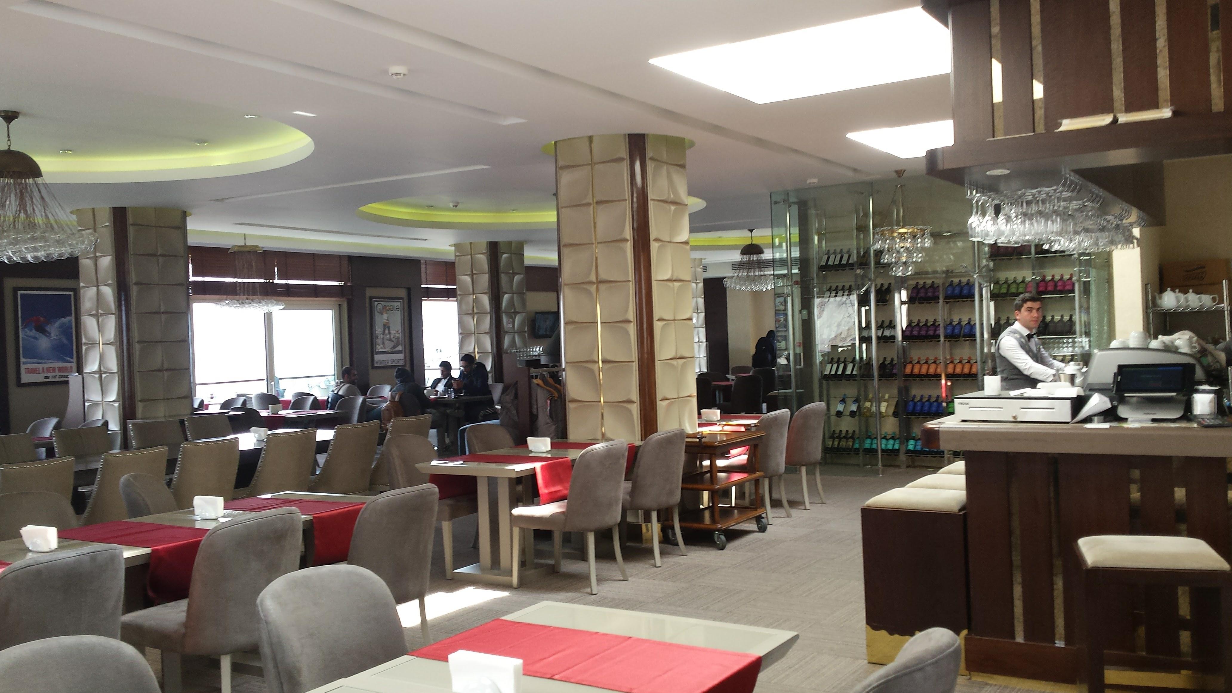 Prima restaurants in de Hoge Kaukasus