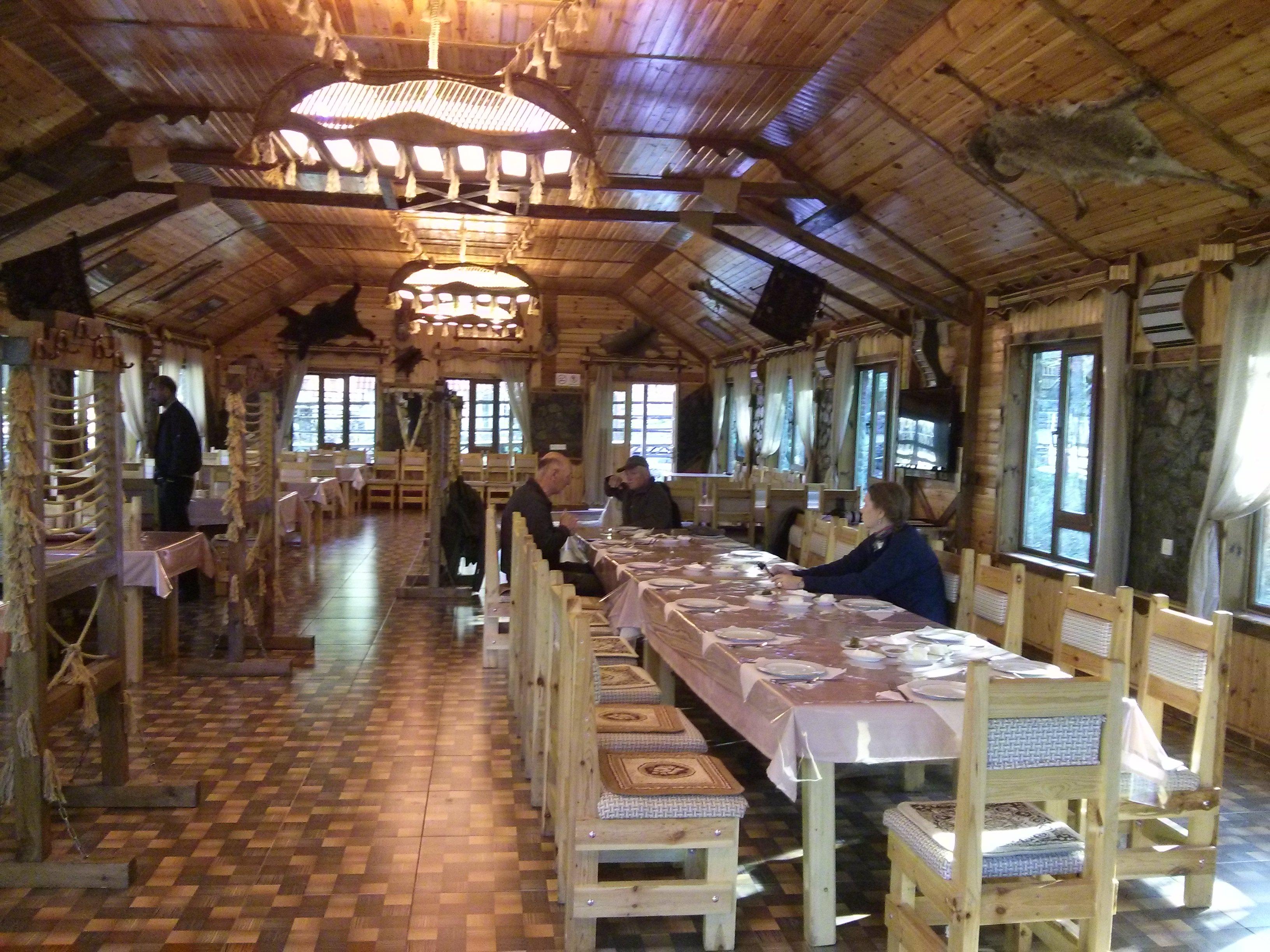 Luxe restaurants