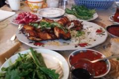 Heerlijk eten in Azerbeidzjan