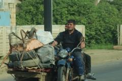 Authentiek vervoer