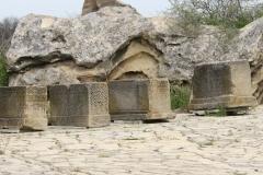 Eeuwenoude graven