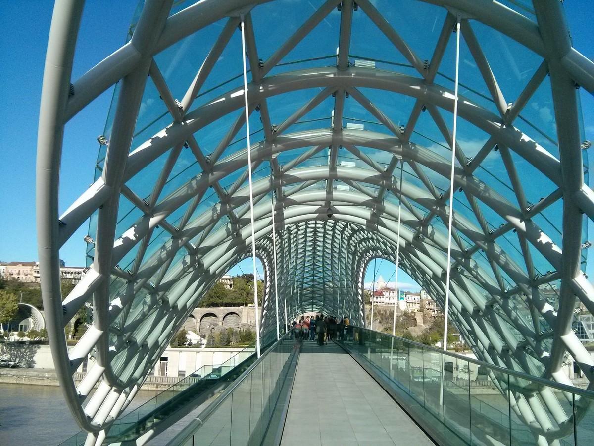 Het nieuwe Tbilisi