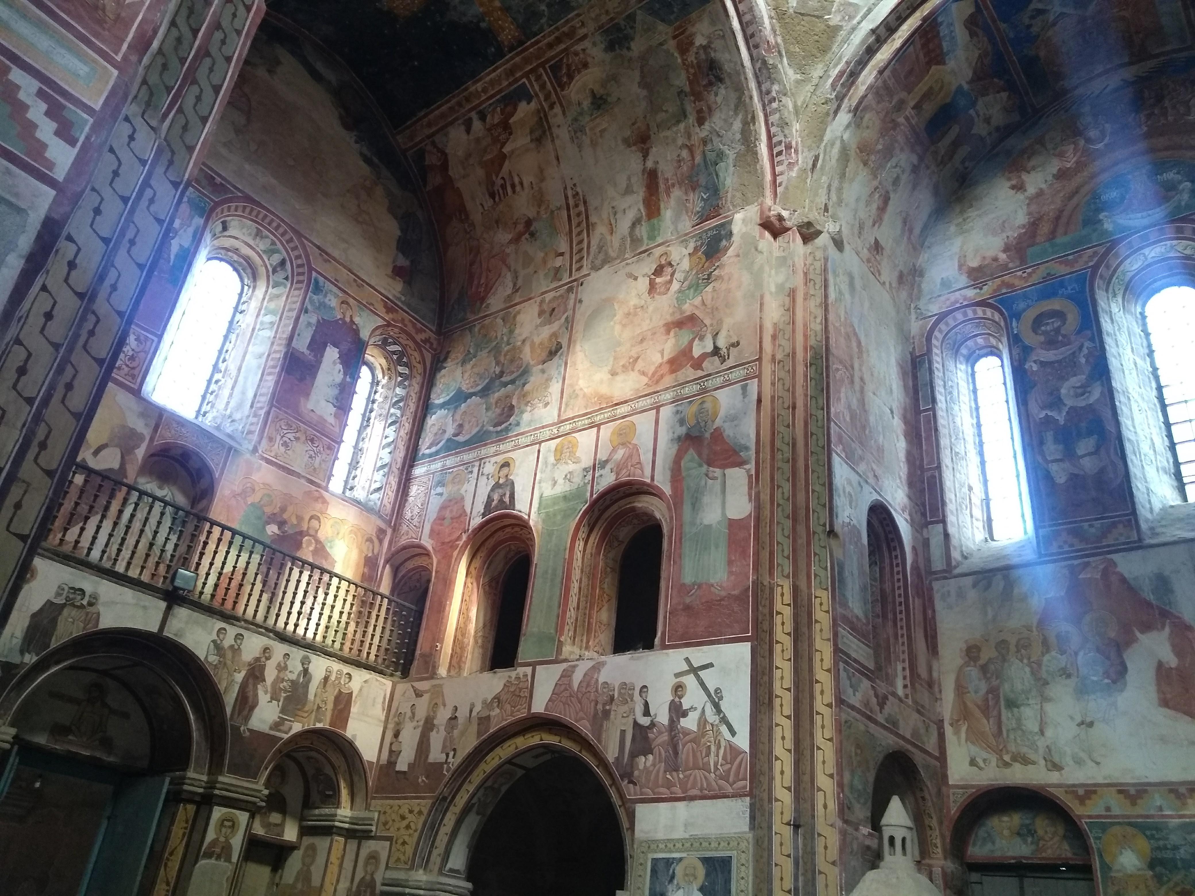 Kutaisi Bagrati kathedraal