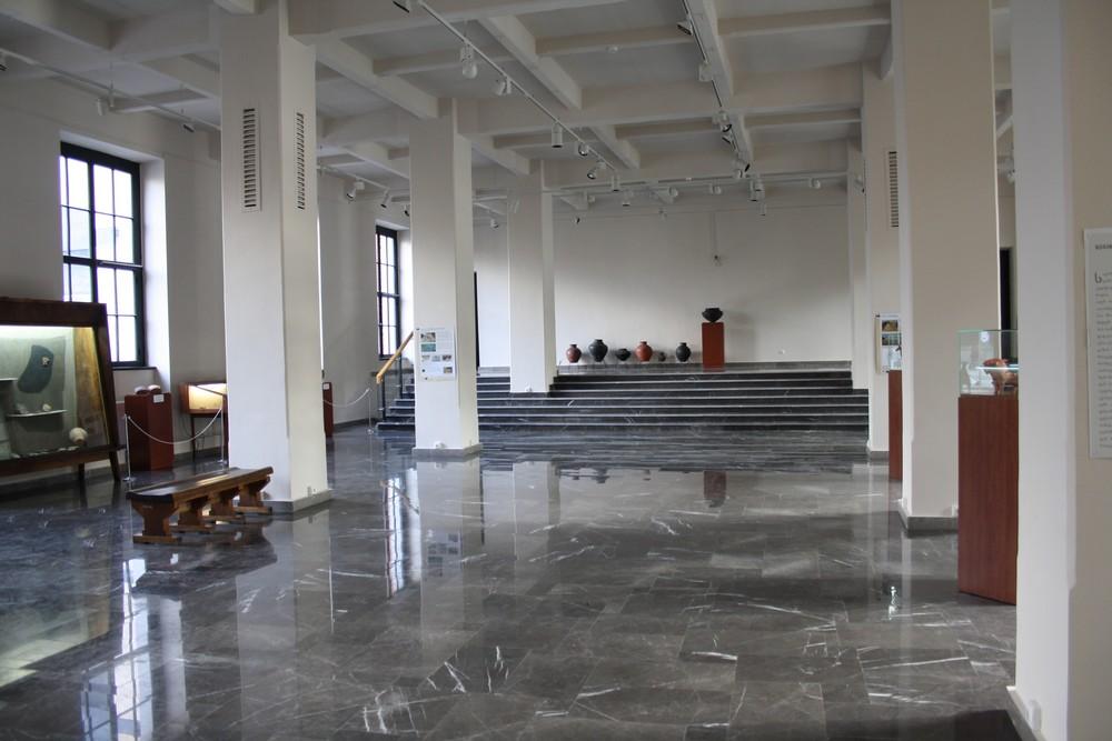 Oudheidkundig museum in Tbilisi