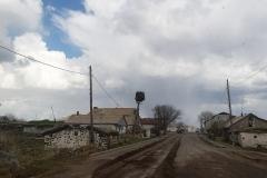Armoedige dorpjes op de hoogvlaktes in het zuidwesten