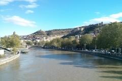 Het oude en nieuwe Tbilisi