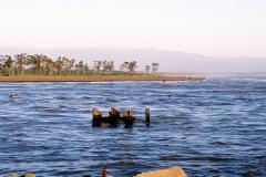 Het meer bij Poti