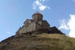 Kerk bij Metshketha