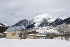 Mestia in Svanetie