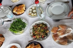 Diner 28 mei  Armenië (foto E. Boven)