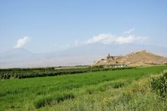 Khor Virap Armenië (foto C. Snik)