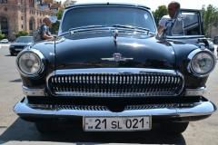 Volga M21 GAZ (1962-1970), Armenië  (foto B. Wouda)