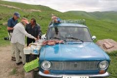 Karavanserai 29-5 Armenië  (foto E. Boven)